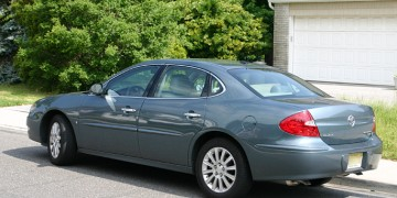 Rental car Buick LaCrosse CX6