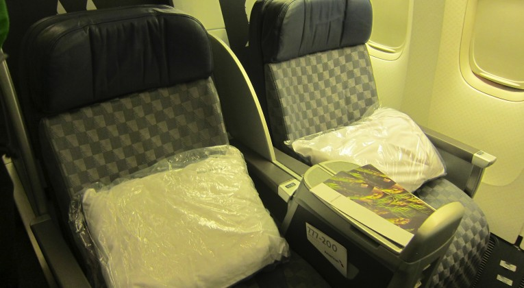 American Airlines Old Business Class