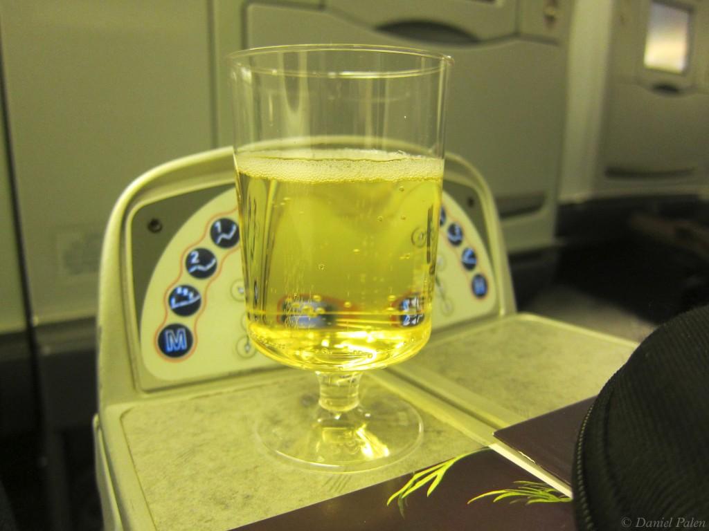 Pre-Departure 'Champagne'
