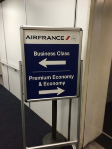 Nieuwe Air France