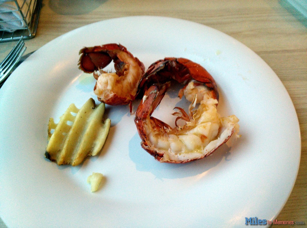 norwegian getaway review food