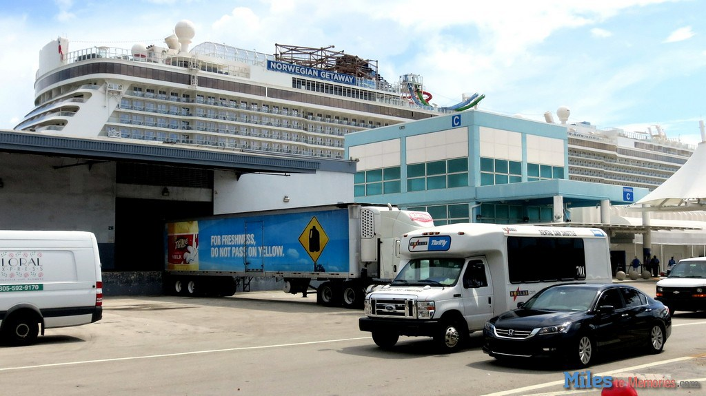 norwegian getaway review