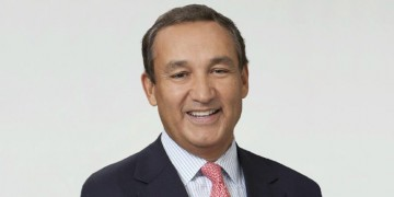 Oscar Munoz. Source: The LinkedIn profile of Oscar Munoz.