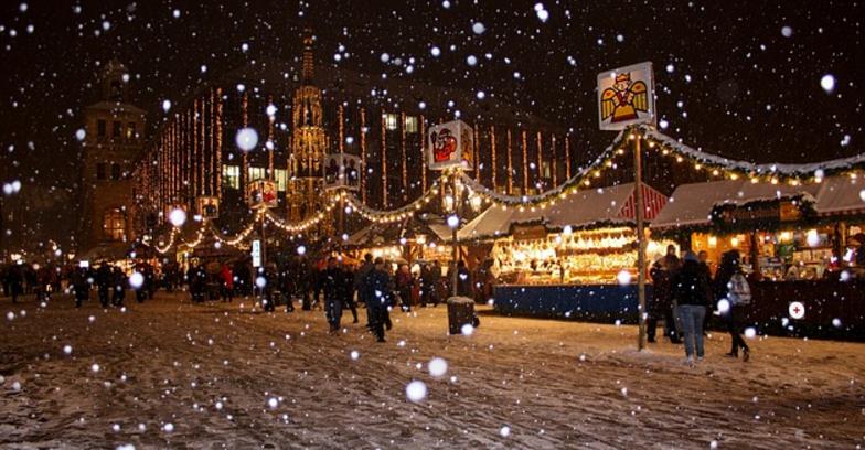 Magic Christmas Markets