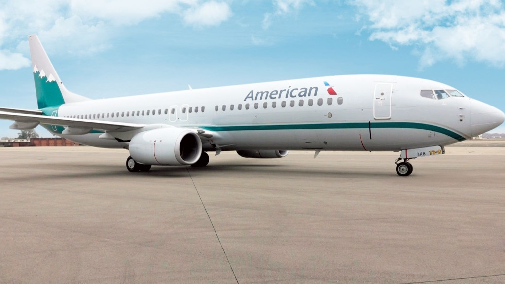 RenoAir Heritage Jet (image courtesy: American Airlines)