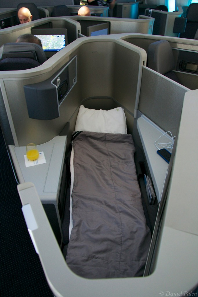American Airlines Boeing 787 Business Class