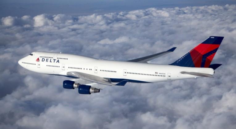 747, Delta One, Delta Air Lines, Delta
