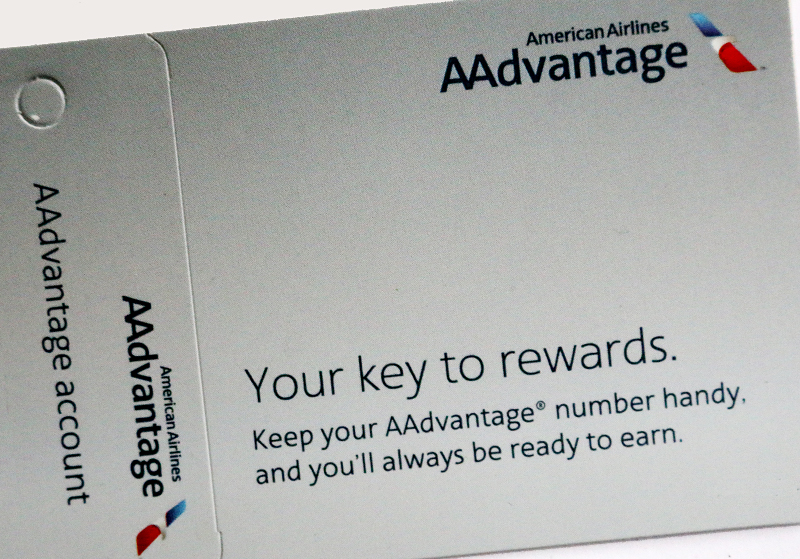 American Airlines Aadvantage Program To Be Based On