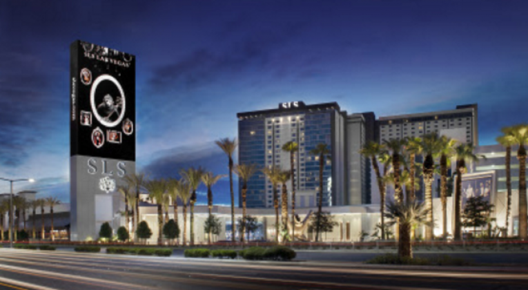 M Press pic SLS Las Vegas