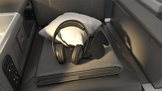 American Airlines Premium Economy Amenities