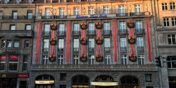 Cologne for the Christmas Markets | The Excelsior Hotel Ernst