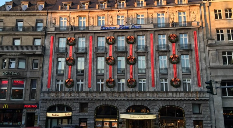 Cologne, Germany for the Christmas Markets | The Excelsior Hotel ...