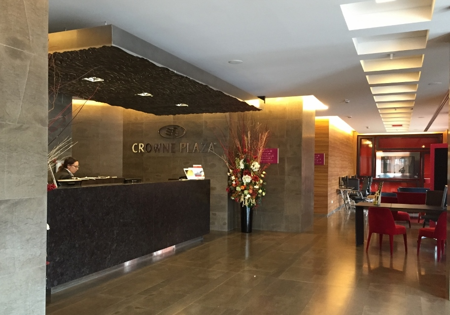 Crowne Plaza Verona - Reception