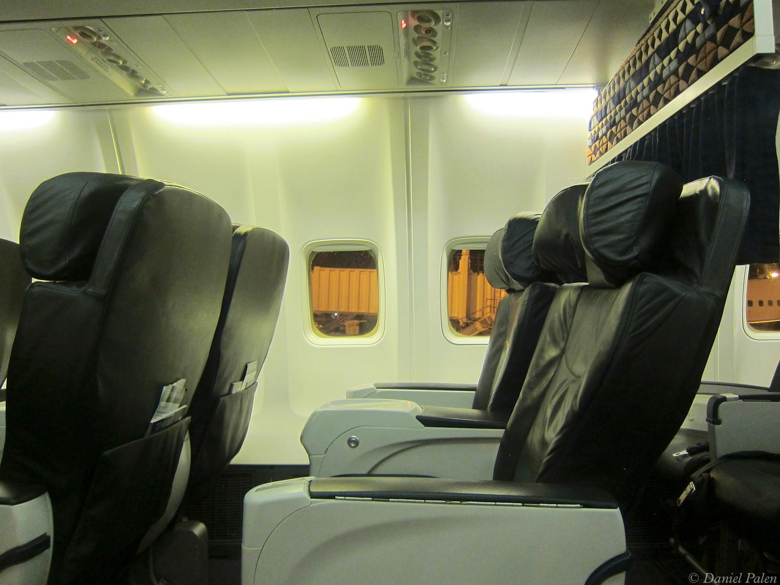 Alaska Airlines Announces Quot Premium Class Quot Extra Legroom