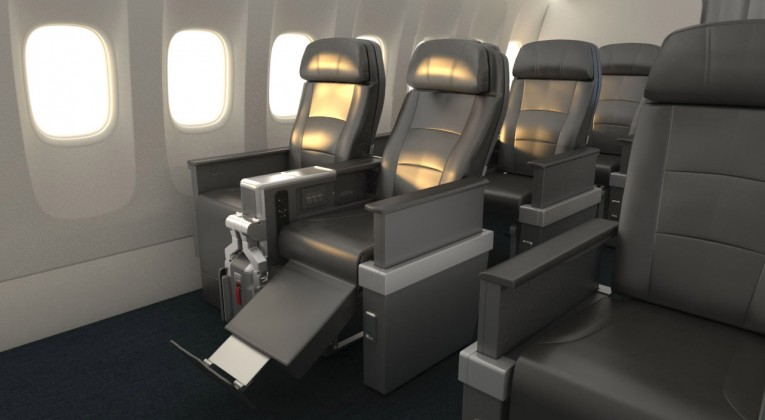 American Airlines Premium Economy - Image Courtesy; AA