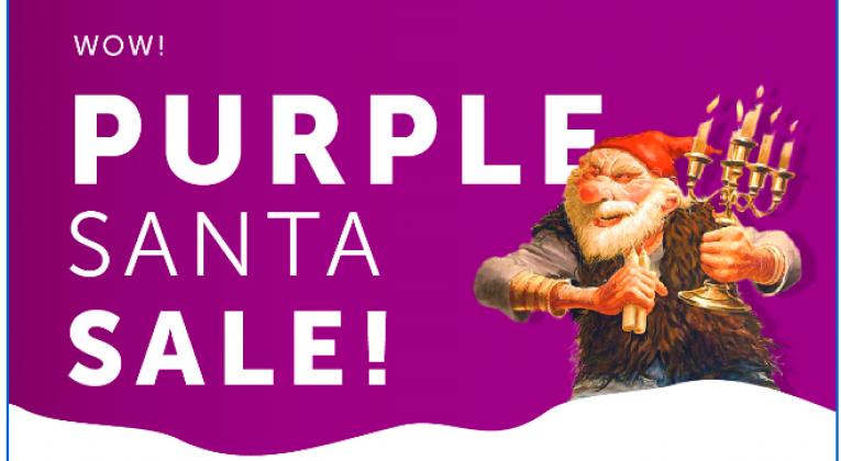 WOW sale December