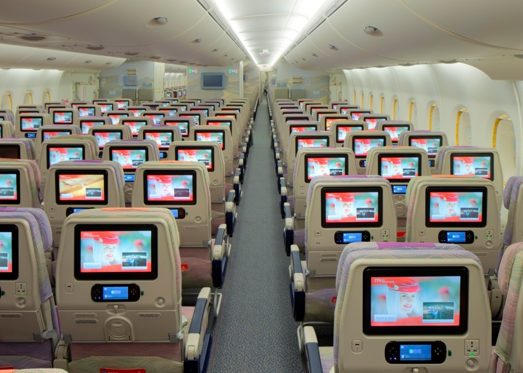 Emirates Main Cabin
