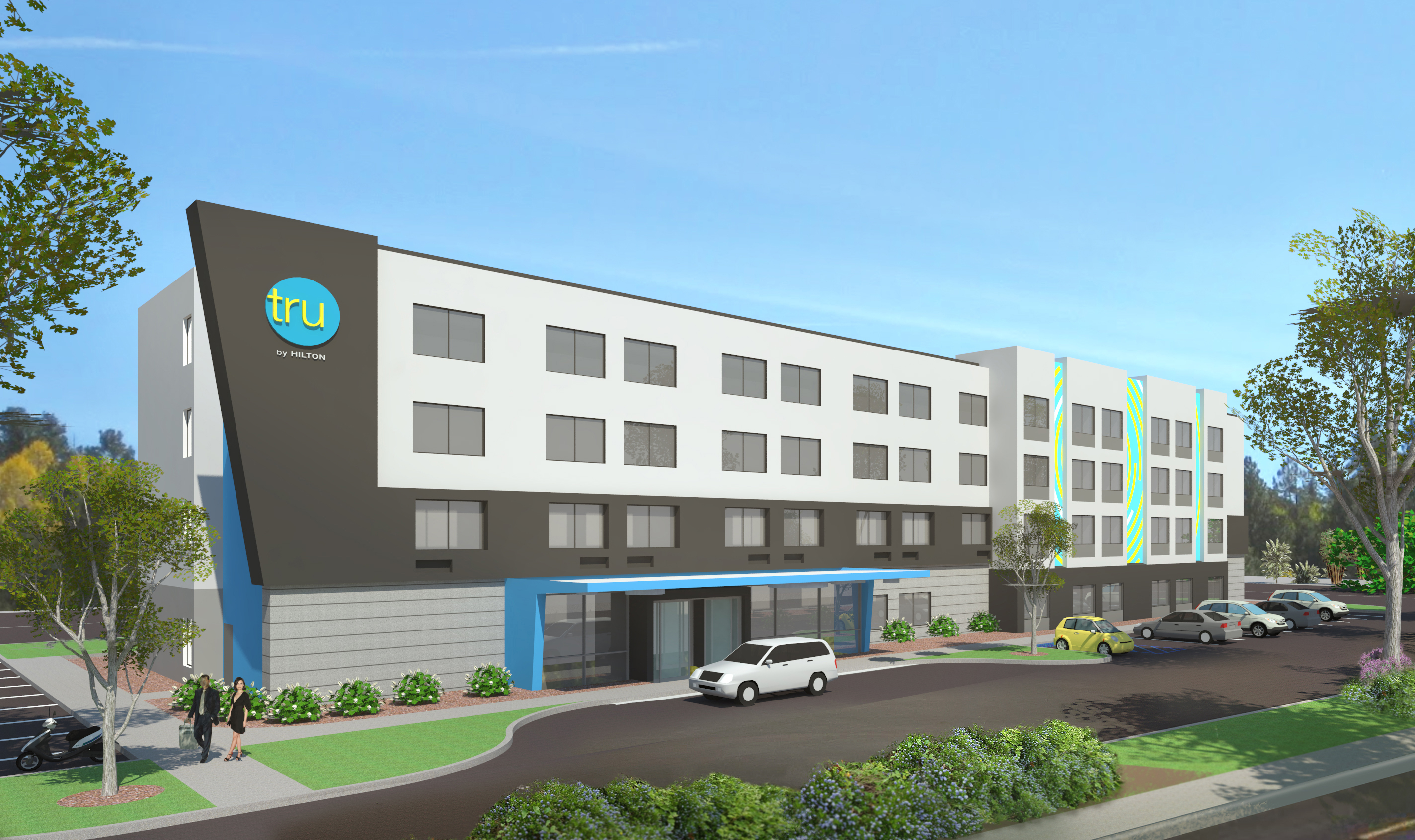 Tru By Hilton A Midscale Concept Which Is Brand Number 13