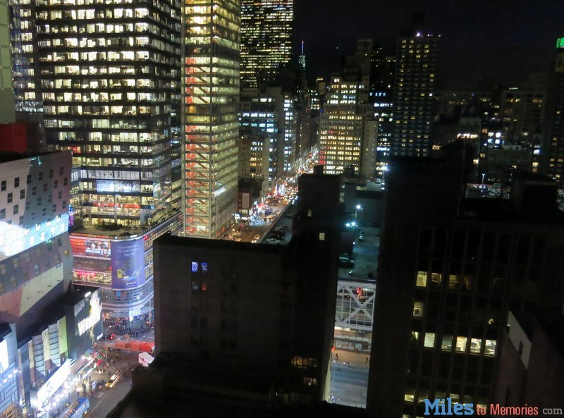 intercontinental times square review