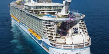 harmony of the seas, harmony of the seas entertainment
