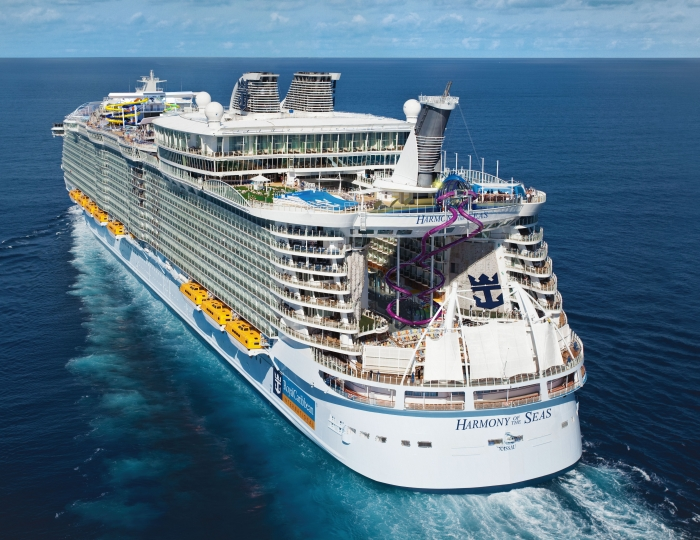 harmony of the seas, harmony of the seas entertainment
