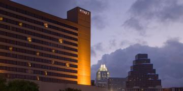 Hyatt-Regency-Austin-exterior