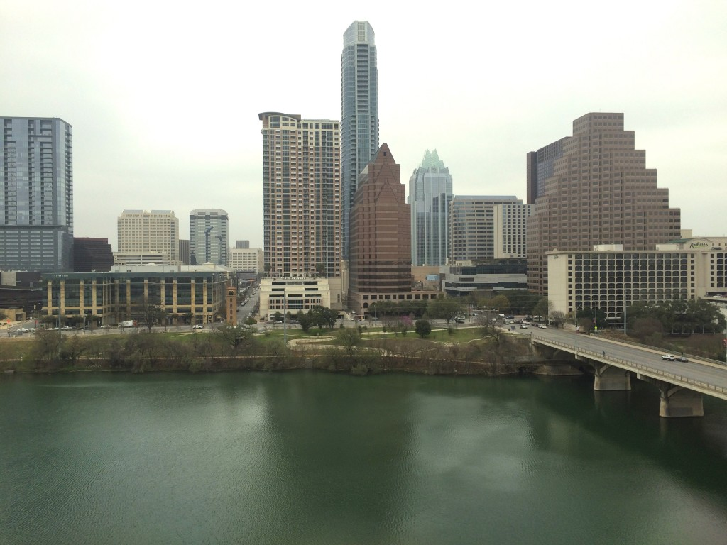 Lakeview Hyatt Regency Austin