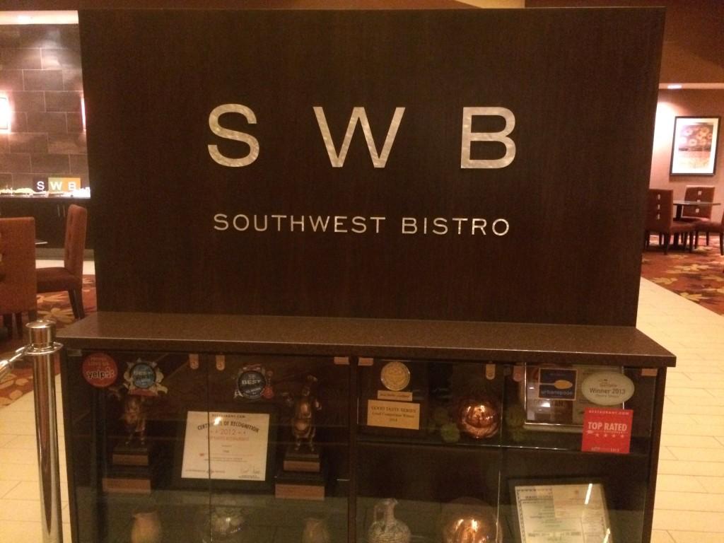 Southwest Bistro, Hyatt Regency Austin