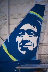 Alaska Airlines Boeing 737-800 new livery 2016 eskimo