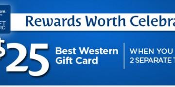 Best Western Spring 2016 promotion