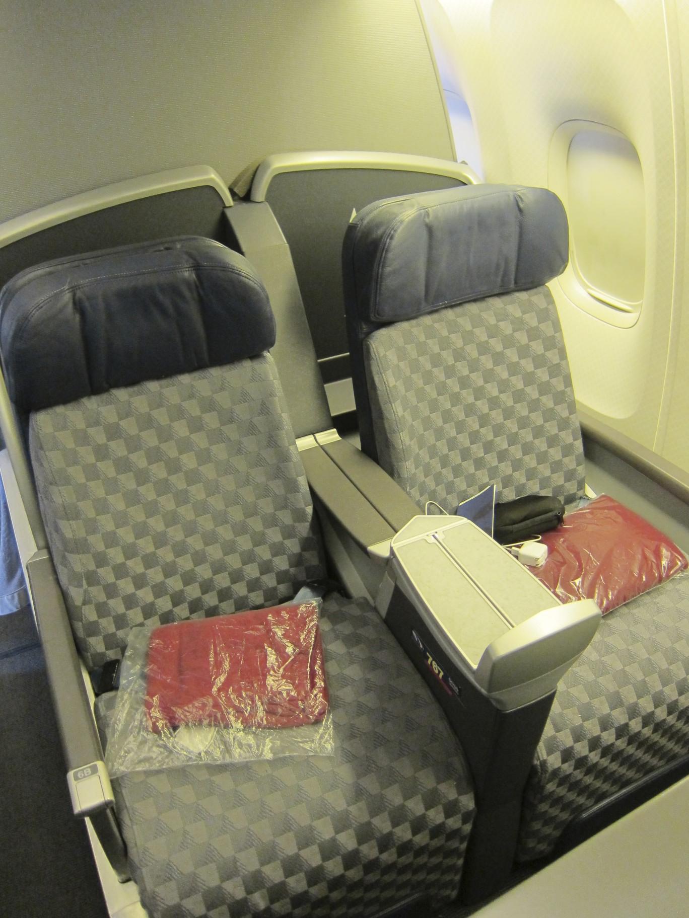 American Airlines Flying a Boeing 767 Miami Las Vegas until June