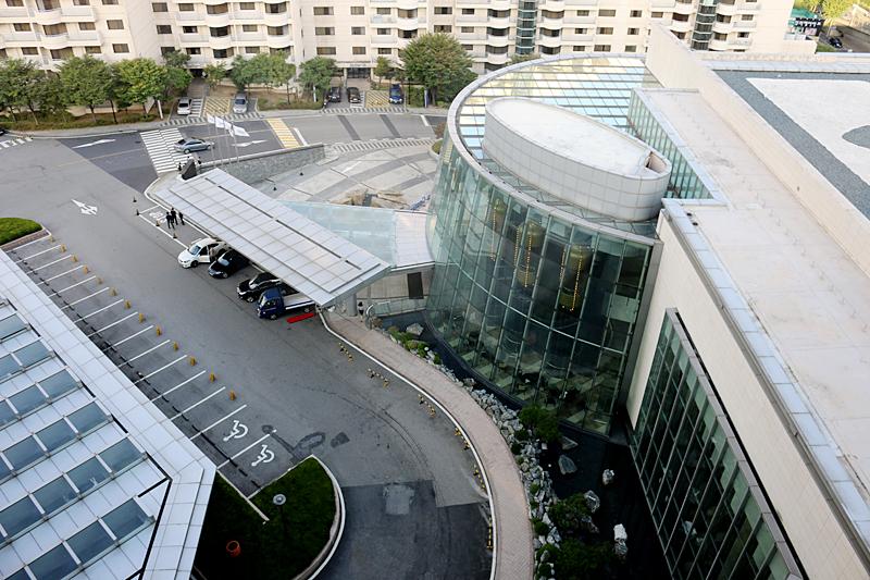 Grand Hilton Seoul hotel