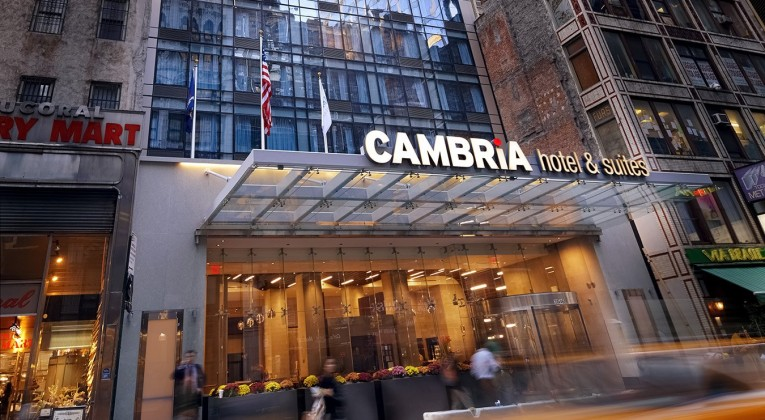Cambria Hotel & Suites New York - Times Square