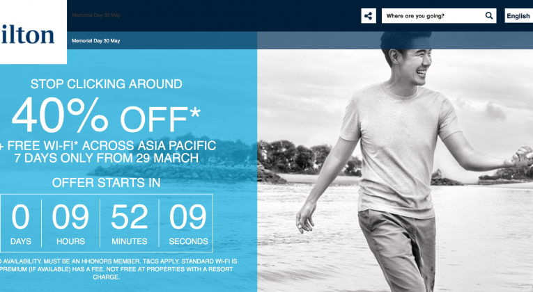 Spring Flash Sale Asia Pacific Region
