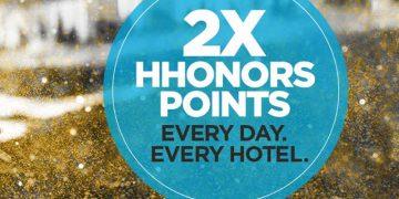 Hilton Unlimited Bonus promotion — summer 2016