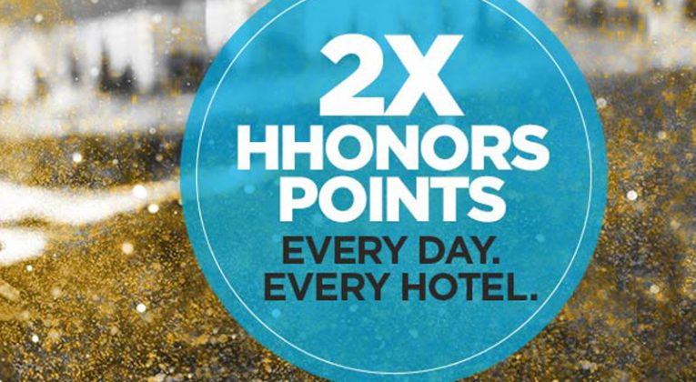 Hilton Unlimited Bonus promotion — summer 2016