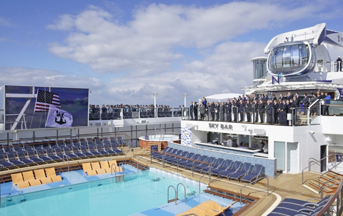 ovation of the seas, royal caribbean, quantum class