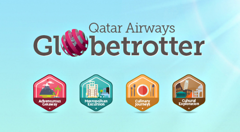 Qatar Airways Globetrotter Promotion 2016