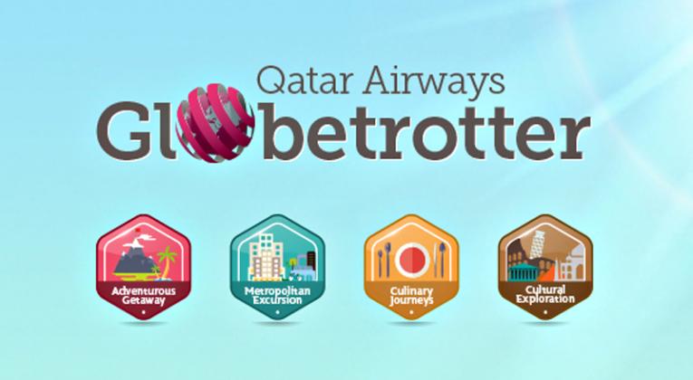 Qatar Airways Globetrotter Promotion 2016