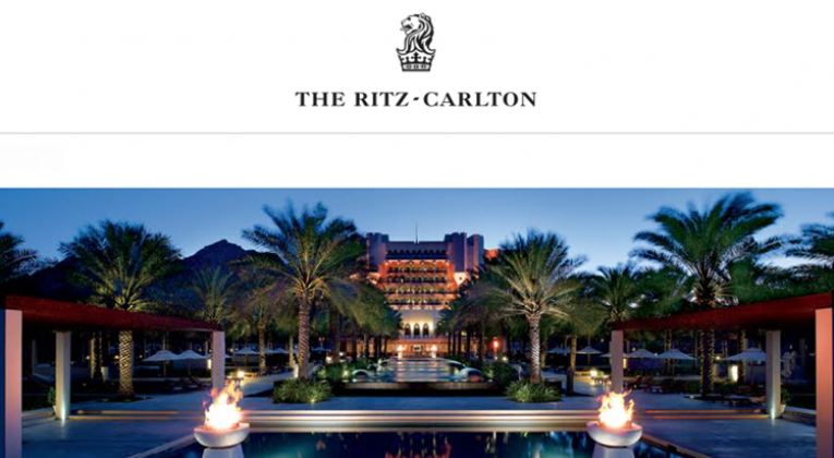 Ritz-Carlton 100,000 bonus point promotion summer 2016