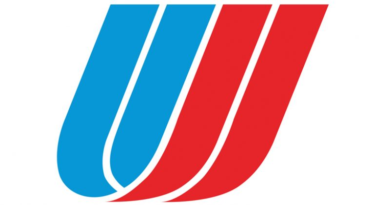 "United Airlines ""Tulip"" Logo"