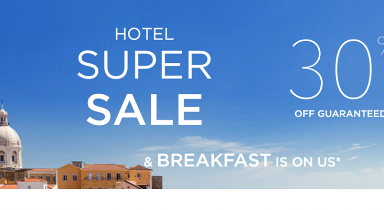 Hotel Super Sale of Accor Hotels