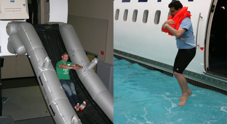 Emergency exits by land and by water