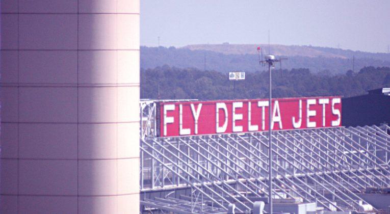 Fly Delta Jets Atlanta