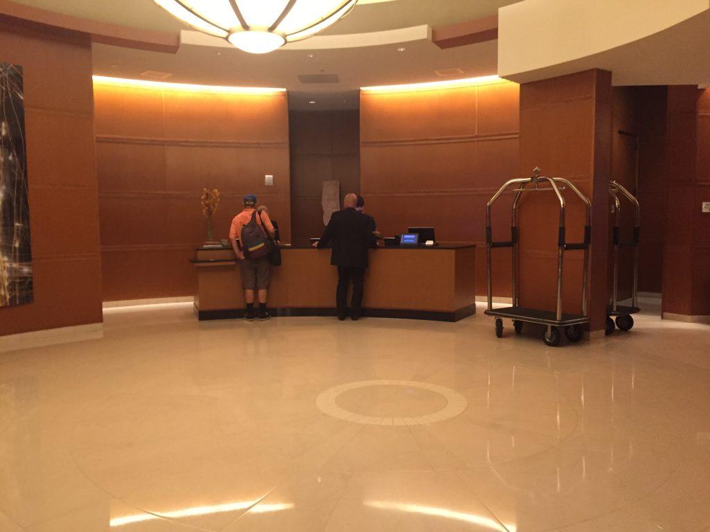 Grand Hyatt DFW Lobby
