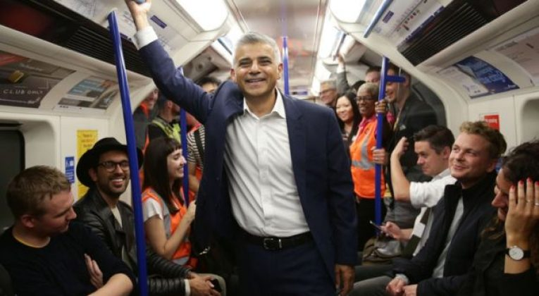 The London Night tube, 24-hour train, is not available.