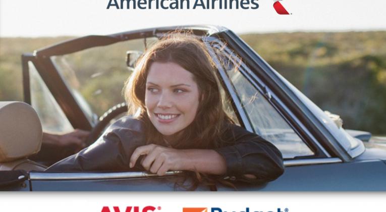 Avis Budget 5,000 AAdvantage miles promotion 2016