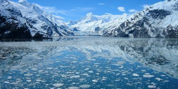 carnival alaska cruise, glacier bay