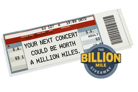 United billion mile giveaway winners