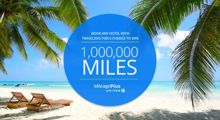 The Travelzoo Million Miles Sweepstakes